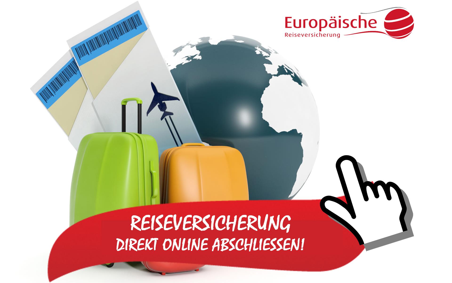 Jetzt Reiseversicherung abschließen!