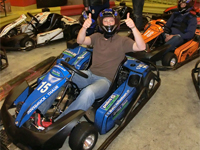 HDI Go-Kart-Rennen Innsbruck