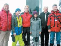 JW-Skitag Kaunertal