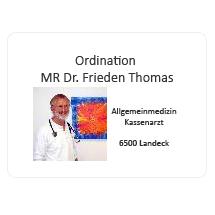 Dr. Frieden