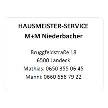 Hausmeister Niederbacher