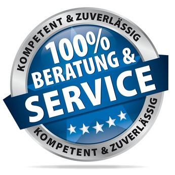 Top-Beratung und Service