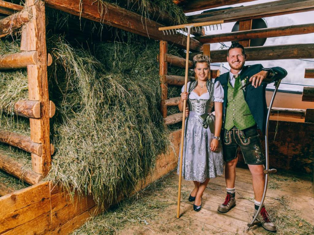 Hochzeit Eva und Sandro Grissemann