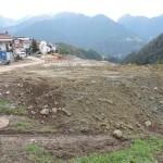Fundamentarbeiten Deponie gegenüber i.S. Alpex (20191009)